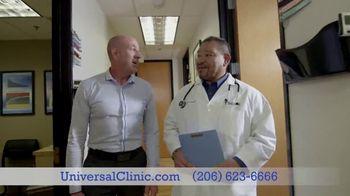 Universal Men's Clinic TV Spot, 'Feel Confident Again' - Thumbnail 6