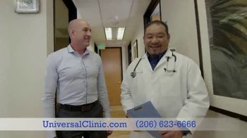 Universal Men's Clinic TV Spot, 'Feel Confident Again' - Thumbnail 7