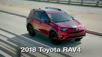 2018 Toyota RAV4 TV Spot, 'Life of Adventure' [T1] - Thumbnail 1