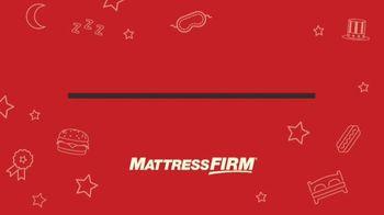 Mattress Firm Labor Day Sale TV Spot, 'No Mistake' - Thumbnail 1
