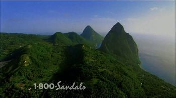 Sandals Resorts Saint Lucia TV Spot, 'Play Around' - Thumbnail 1