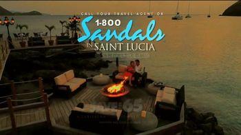Sandals Resorts Saint Lucia TV Spot, 'Play Around' - Thumbnail 10