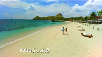 Sandals Resorts Saint Lucia TV Spot, 'Play Around' - Thumbnail 2