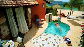Sandals Resorts Saint Lucia TV Spot, 'Play Around' - Thumbnail 7