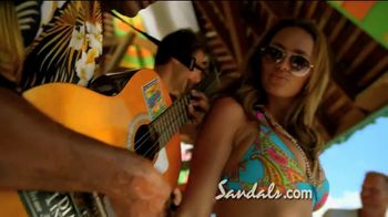 Sandals Resorts Saint Lucia TV Spot, 'Play Around'