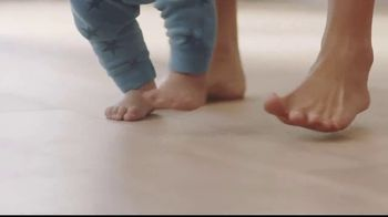 Bona Wet Cleaning Pads TV Spot, 'Every Step Should Feel This Good: No Mess' - Thumbnail 4