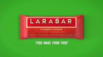 Larabar Cashew Cookie TV Spot, 'Two Real Ingredients' - Thumbnail 10