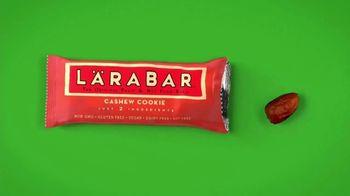 Larabar Cashew Cookie TV Spot, 'Two Real Ingredients' - Thumbnail 2