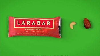 Larabar Cashew Cookie TV Spot, 'Two Real Ingredients' - Thumbnail 3