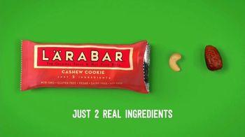 Larabar Cashew Cookie TV Spot, 'Two Real Ingredients' - Thumbnail 4