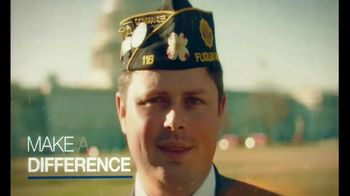 The American Legion TV Spot, \'Make a Difference\'
