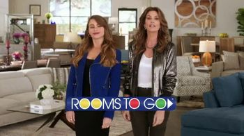 Rooms to Go TV Spot, 'Sofia Vergara Collection & Cindy Crawford Home' - Thumbnail 1
