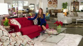 Rooms to Go TV Spot, 'Sofia Vergara Collection & Cindy Crawford Home' - Thumbnail 3