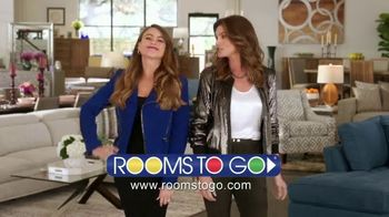 Rooms to Go TV Spot, 'Sofia Vergara Collection & Cindy Crawford Home' - Thumbnail 8