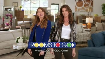 Rooms to Go TV Spot, 'Sofia Vergara Collection & Cindy Crawford Home' - Thumbnail 9