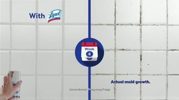 Lysol Disinfectant Spray TV Spot, 'Boom' - Thumbnail 6