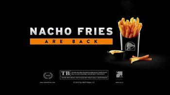 Taco Bell Nacho Fries TV Spot, 'The Future Is Nacho Fries' - Thumbnail 8
