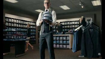 Men's Wearhouse Pre-Season Sale TV Spot, 'Stand Out' - Thumbnail 2