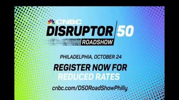 CNBC TV Spot, '2018 Disruptor 50 Roadshow: Philadelphia' - Thumbnail 7