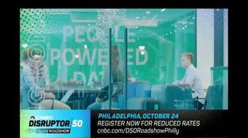 CNBC TV Spot, '2018 Disruptor 50 Roadshow: Philadelphia' - Thumbnail 5