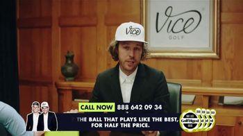 VICE Golf TV Spot, 'Overpaying for Golf Balls' Featuring Erik Lang - Thumbnail 3