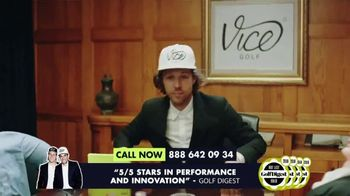 VICE Golf TV Spot, 'Overpaying for Golf Balls' Featuring Erik Lang - Thumbnail 4