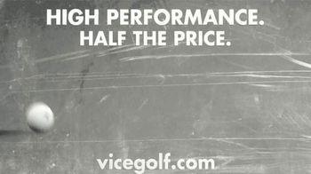 VICE Golf TV Spot, 'Overpaying for Golf Balls' Featuring Erik Lang - Thumbnail 8