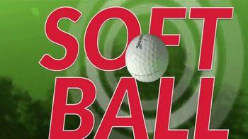 Srixon Golf Soft Feel TV Spot, 'Longer Than Titleist' - Thumbnail 2