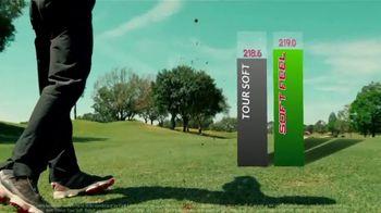 Srixon Golf Soft Feel TV Spot, 'Longer Than Titleist' - Thumbnail 3