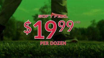 Srixon Golf Soft Feel TV Spot, 'Longer Than Titleist' - Thumbnail 5