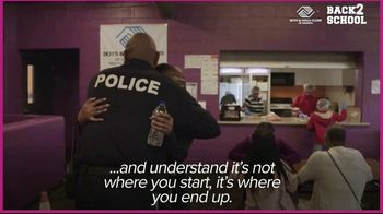 Boys & Girls Clubs of America TV Spot, 'Heart Threads: Officer Harris' - Thumbnail 9