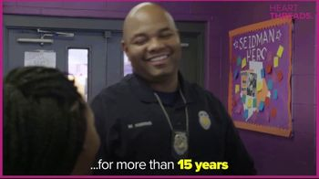 Boys & Girls Clubs of America TV Spot, 'Heart Threads: Officer Harris' - Thumbnail 2