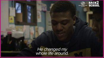 Boys & Girls Clubs of America TV Spot, 'Heart Threads: Officer Harris' - Thumbnail 4