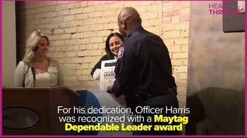 Boys & Girls Clubs of America TV Spot, 'Heart Threads: Officer Harris' - Thumbnail 6
