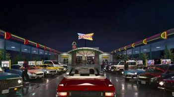 Sonic Drive-In American Classic TV Spot, 'Conductor' - Thumbnail 1