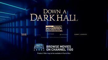 DIRECTV Cinema TV Spot, 'Down a Dark Hall' - Thumbnail 7