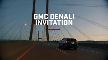 GMC Denali Invitation TV Spot, 'A Badge of Honor' [T2] - 1905 commercial airings