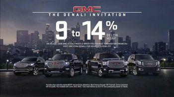 GMC Denali Invitation TV Spot, 'A Badge of Honor' [T2] - Thumbnail 7