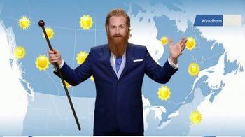 Wyndham Rewards TV Spot, 'Best Travel Conditions' Featuring Kristofer Hivju - Thumbnail 2