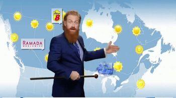 Wyndham Rewards TV Spot, 'Best Travel Conditions' Featuring Kristofer Hivju - Thumbnail 4