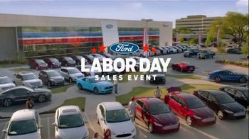 Ford Labor Day Sales Event TV Spot, 'Incredible Deals' [T2] - Thumbnail 1