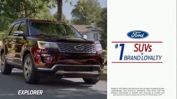 Ford Labor Day Sales Event TV Spot, 'Incredible Deals' [T2] - Thumbnail 2