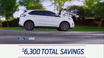 Ford Labor Day Sales Event TV Spot, 'Incredible Deals' [T2] - Thumbnail 5