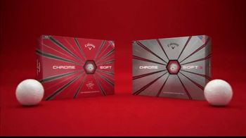 Callaway Chrome Soft TV Spot, 'You've Never Played a Ball Like This' - Thumbnail 10