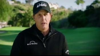 Callaway Chrome Soft TV Spot, 'You've Never Played a Ball Like This' - Thumbnail 2
