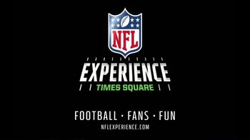 NFL Experience Times Square TV Spot, 'Part of the Action' - Thumbnail 9