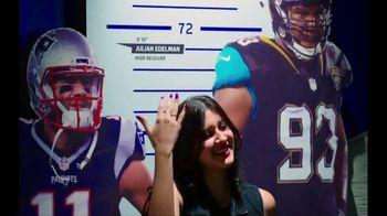 NFL Experience Times Square TV Spot, 'Part of the Action' - Thumbnail 6