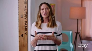 Etsy TV Spot, 'Your Etsy Story: Family' - 74 commercial airings