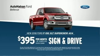 AutoNation Ford TV Spot, 'Join the Crowd: Ford F-150' - Thumbnail 9