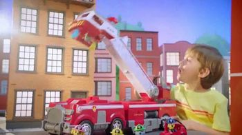 PAW Patrol Ultimate Rescue Firetruck TV Spot, 'Hop In' - Thumbnail 6